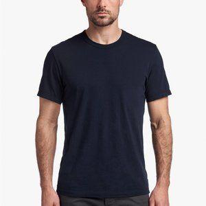 Men's Premium Deep Blue Short Sleeve T-Shirt Sz 3!